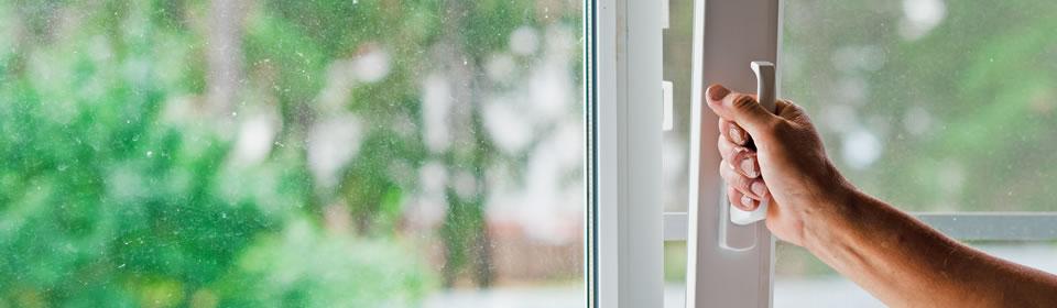 openen van raam